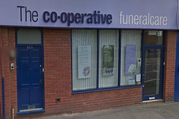 The Co-operative Funeralcare, Ashton-under-Lyne