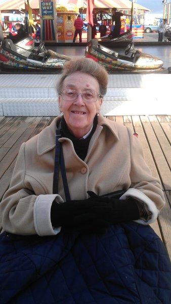 Margaret Rose ''Bab's'' Ford