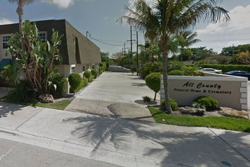 All County Funeral Home and Crematory, Lauderdale