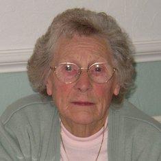Gladys Winifred Burford