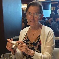Christine Elaine Eaglestone 'Chris'
