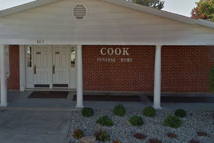 Cook Funeral Home, Sunman