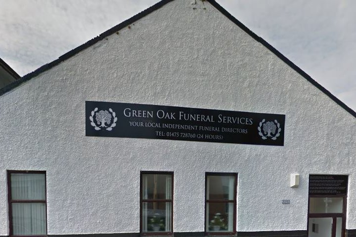 Green Oak Funeral Services