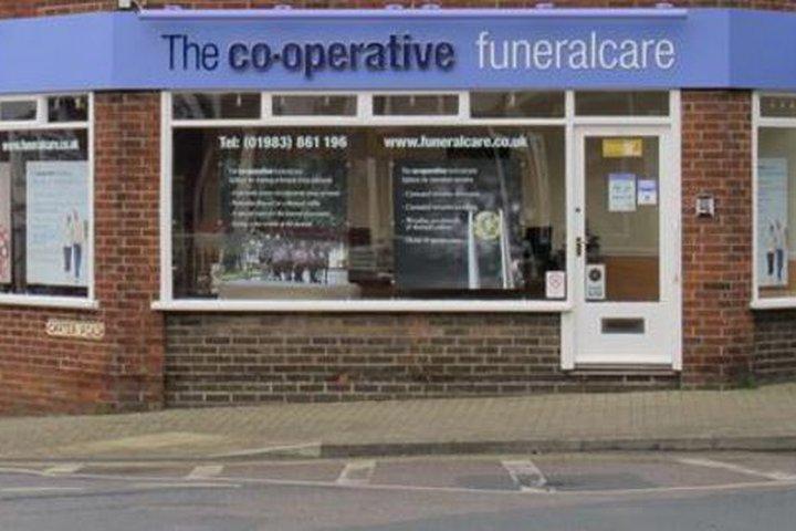 Co-operative Funeral Directors, Shanklin