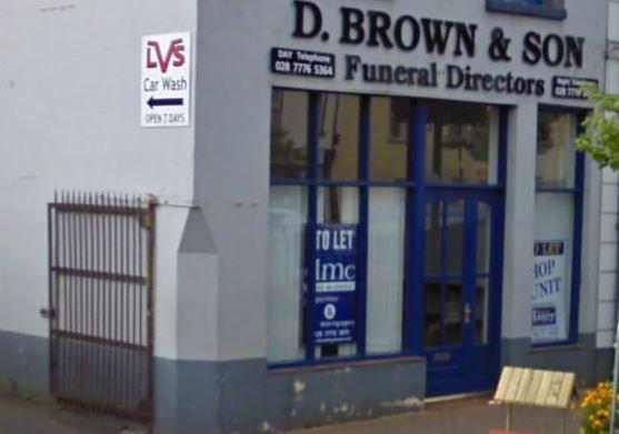D Brown & Son