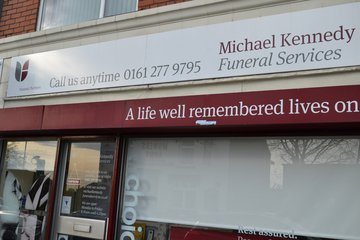 Michael Kennedy Funeral Services, Moston