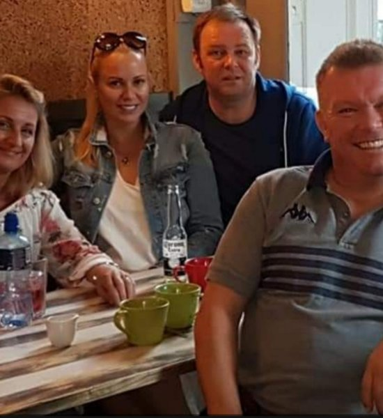 RIP Laura ❤ Beautiful person inside and out, you will be sadly missed,  Condolences to Laurance, and all her family and friends,  Ar dheis Dé go raibh a hanam. Mick,Joanne, Aaron and Adam