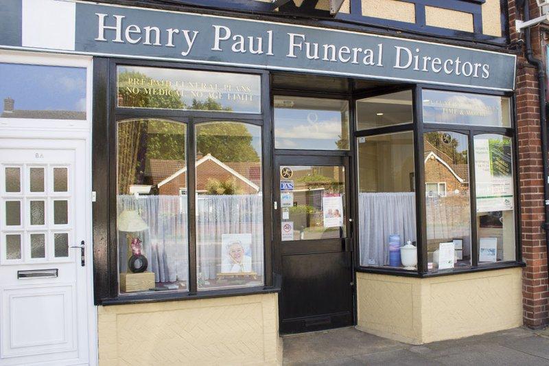 Henry Paul Funeral Directors, Ickenham, London, funeral director in London