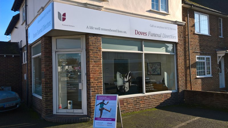 Doves Funeral Directors, Sevenoaks
