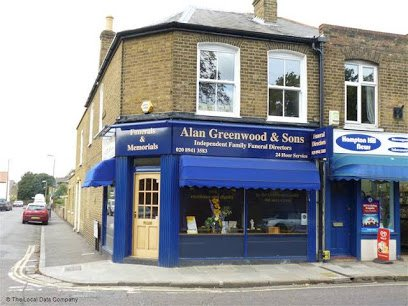 Alan Greenwood & Sons Hampton Hill, Middlesex, funeral director in Middlesex