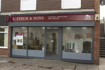 E Finch & Sons Funeral Directors, Camberley