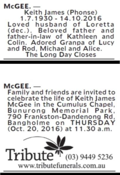 Herald Sun Notices