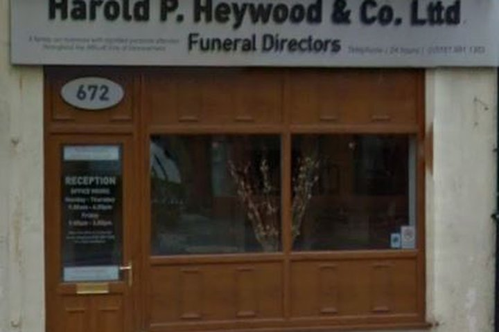 Harold P Heywood & Co.Ltd