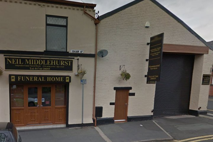 Neil Middlehurst Family Funeral Directors Ltd