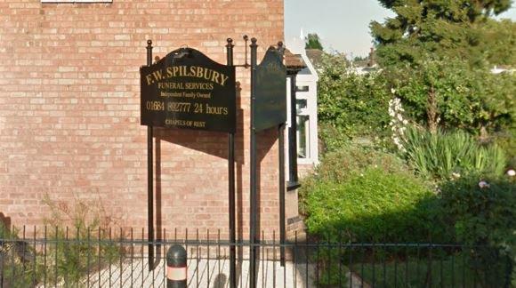 F.W. Spilsbury Ltd