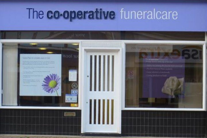 Co-op Funeralcare, South Ockendon