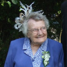 Alma Butterworth