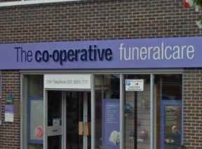 Co-op Funeralcare, Hertford Road
