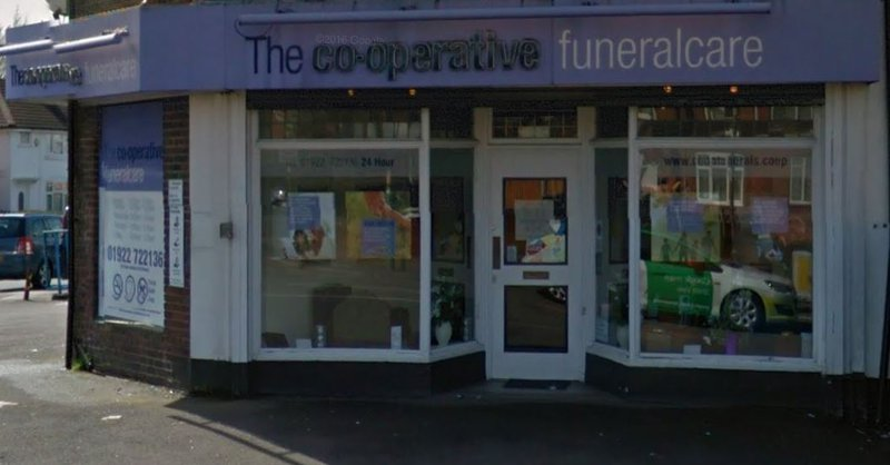 Co-operative Funeralcare (Midcounties), Fullbrook