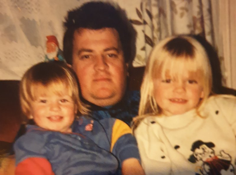 Love you Dad, Forever in our hearts