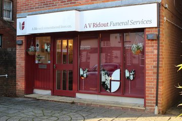 A V Ridout Funeral Service
