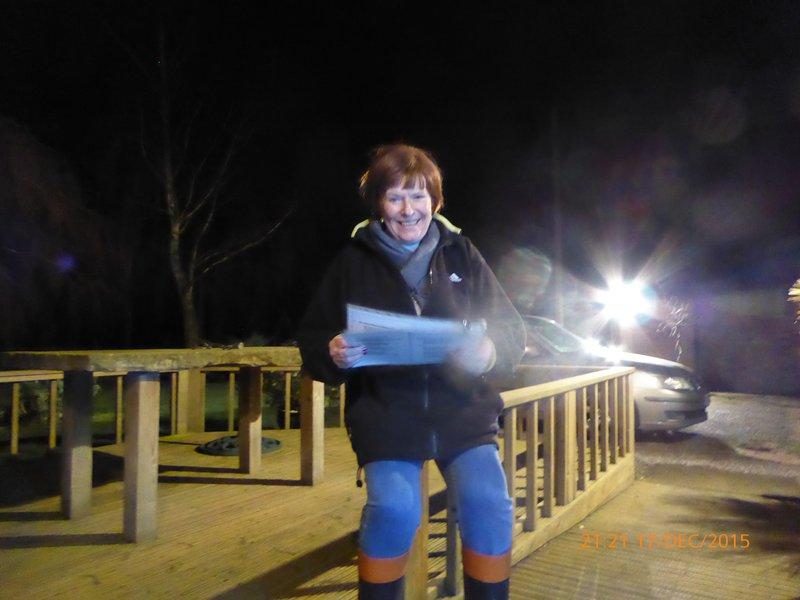 Carol Singing Night at Cooksmill : Dec.17, 2015