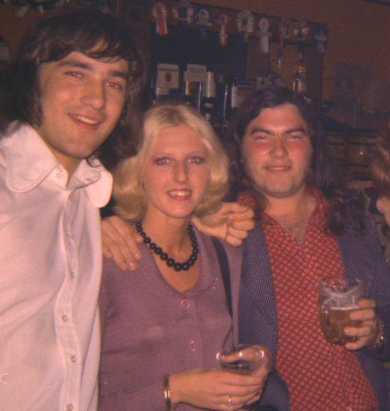 Alan Crowder's 21st - Sept 1973