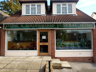 Adam & Greenwood Funeral Homes LLP, Billericay