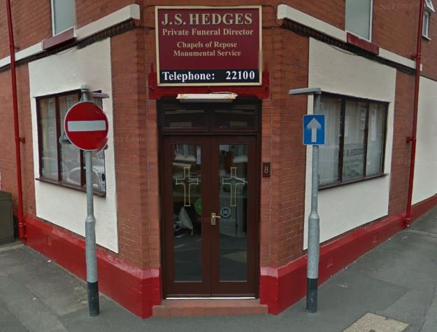 Hedges Funeral Services