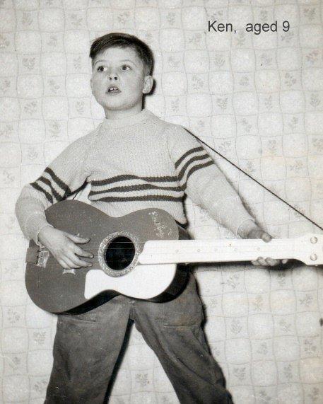 Ken  aged 9