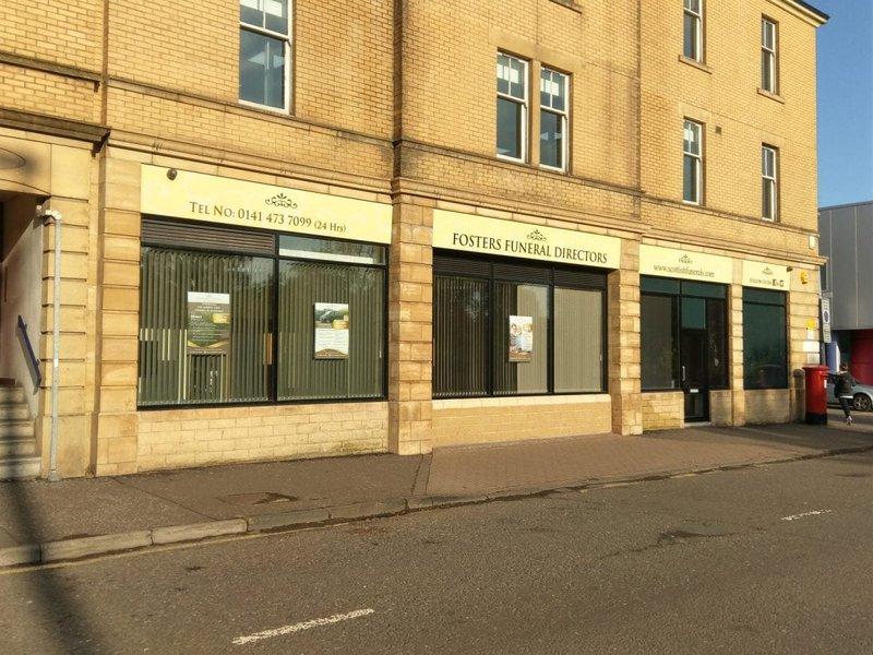 Fosters Funeral Directors Glasgow City Centre