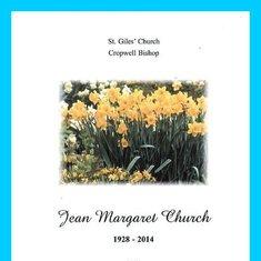 Jean Margaret Church