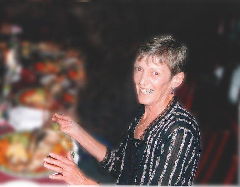 Jacqueline 'Jacky' Madge Reid