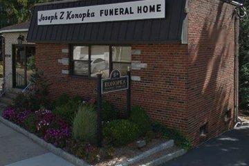 Joseph Z Konopka Funeral Home LLC