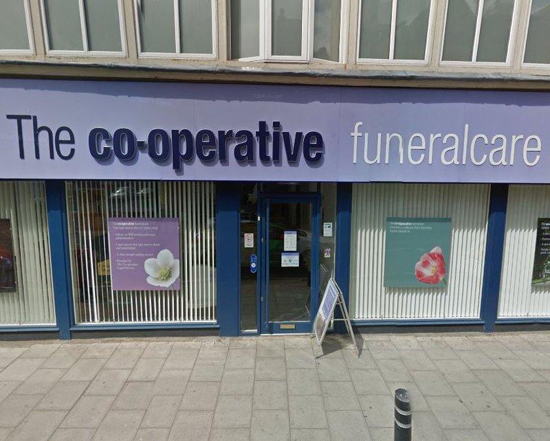 Co-op Funeralcare, Wallsend