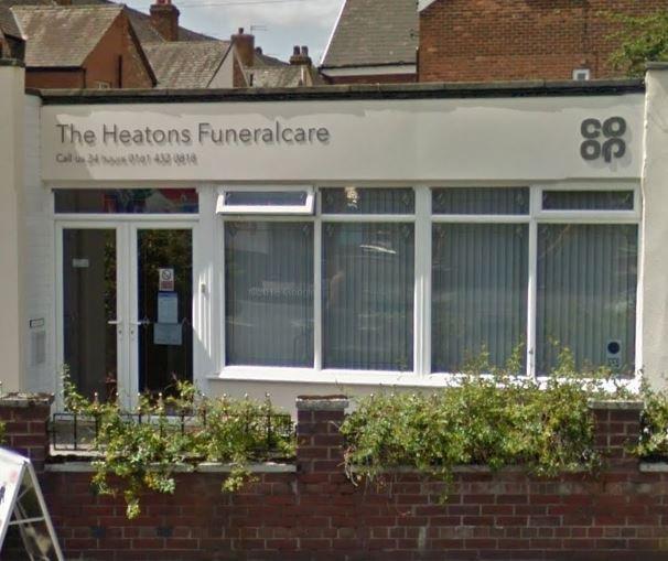 The Heatons Funeralcare, Heaton Chapel