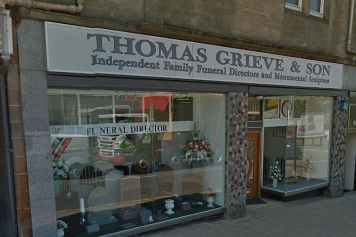 Thomas Grieve & Son, Livingston