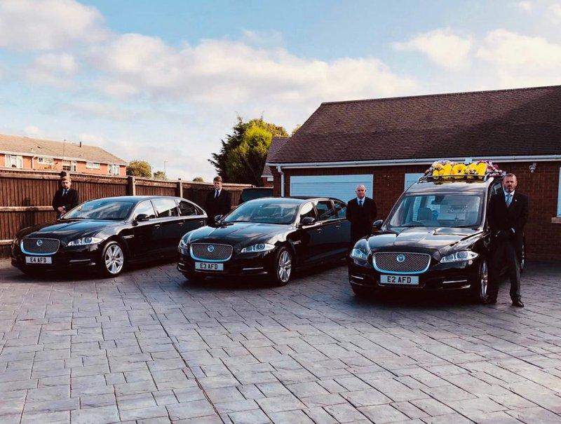 Jennifer Ashe & Son Funeral Directors, Hednesford, Staffordshire, funeral director in Staffordshire