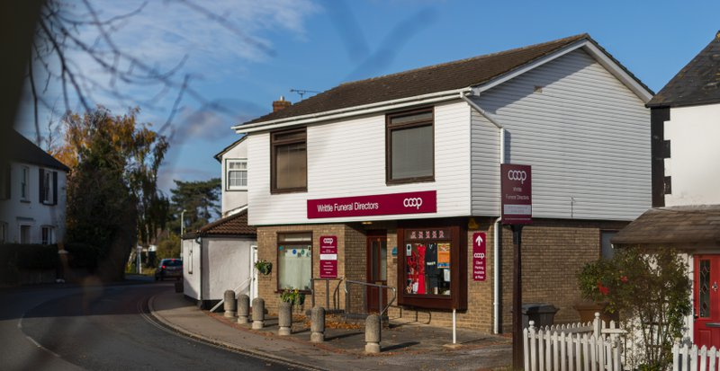 Co-operative Funeral Services Writtle, Essex, funeral director in Essex