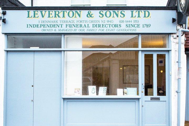 Leverton & Sons Ltd