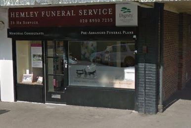 Hemley Funeral Service, Bushey