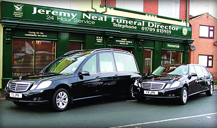 Jeremy Neal Independent Funeral Directors, Maltby