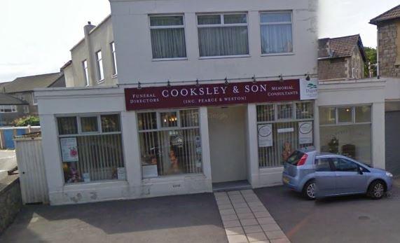 Cooksley & Son Funeral Directors, Weston Super Mare