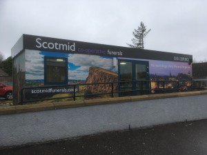 Scotmid Funerals, Clermiston, Edinburgh, funeral director in Edinburgh