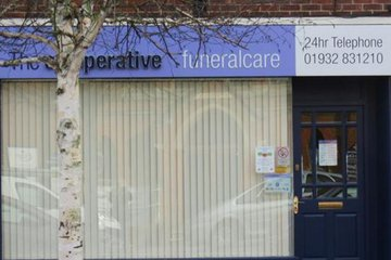 The Co-operative Funeralcare, Addlestone