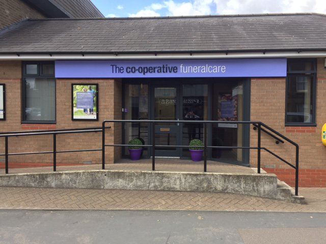 The Co-operative Funeralcare St Neots, Cambridgeshire, funeral director in Cambridgeshire