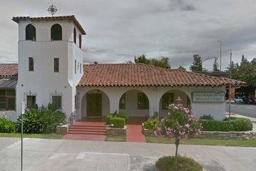 Lima Campagna Alameda Mission Chapel
