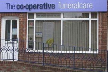 The Co-operative Funeralcare, Evesham