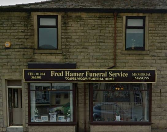 Fred Hamer Funeral Services, Bolton Tonge Moor Rd