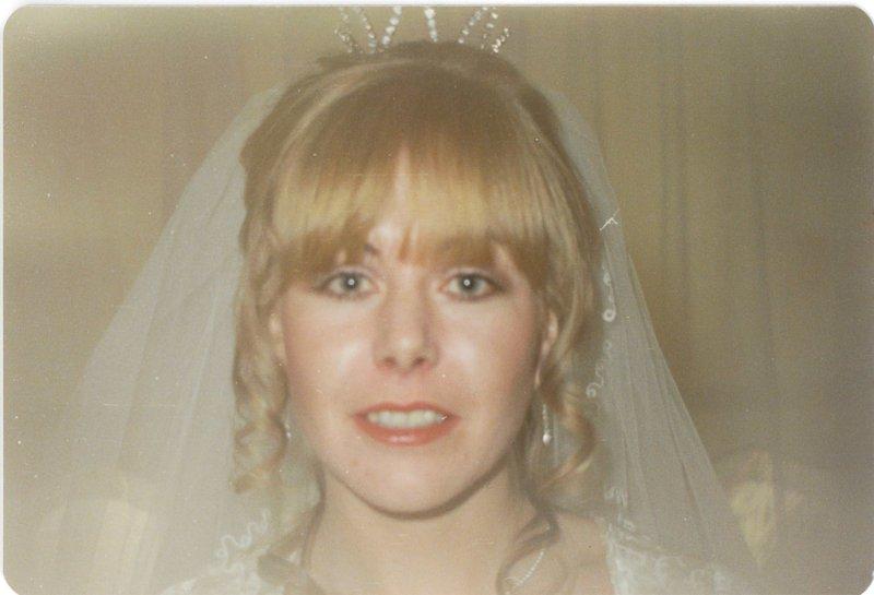 Wedding Day 15/9/79